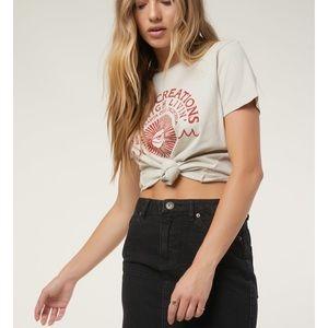 Jasmine Skirt Black Jean size 5